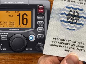 ASVS Stuttart SRC Short-Range-Certificate Funkkurs Sportboot Schulung Funk Kurs
