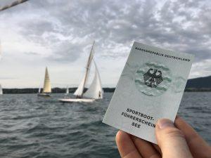 ASV Seglervereinigung Stuttgart Sportbootführerschein See SBF Kurs Ausbildung Schein