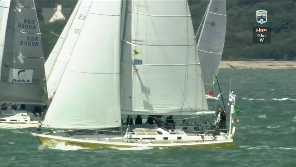 ASVS Hochseesegelyacht Livestream Rolex Fastnet Race 2017