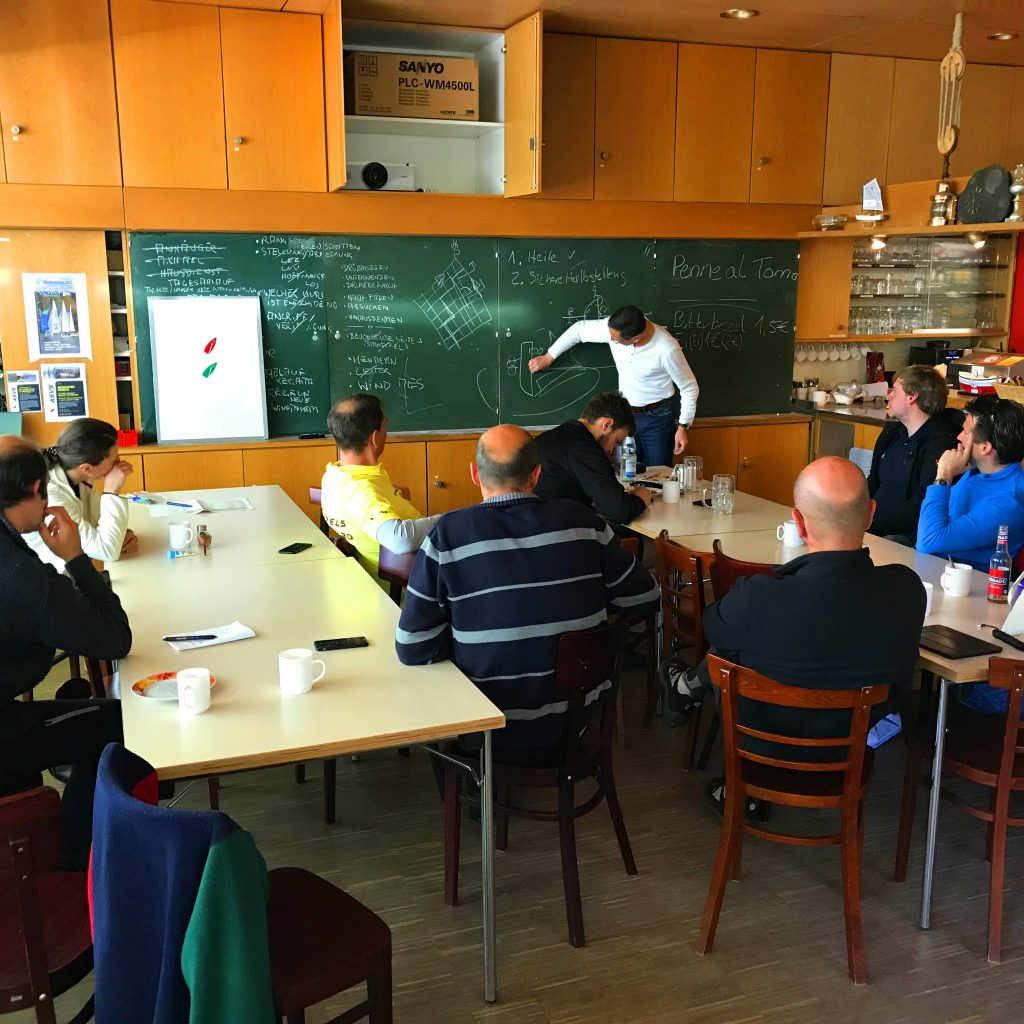 ASV Stuttgart Regatta Theorie Kurs