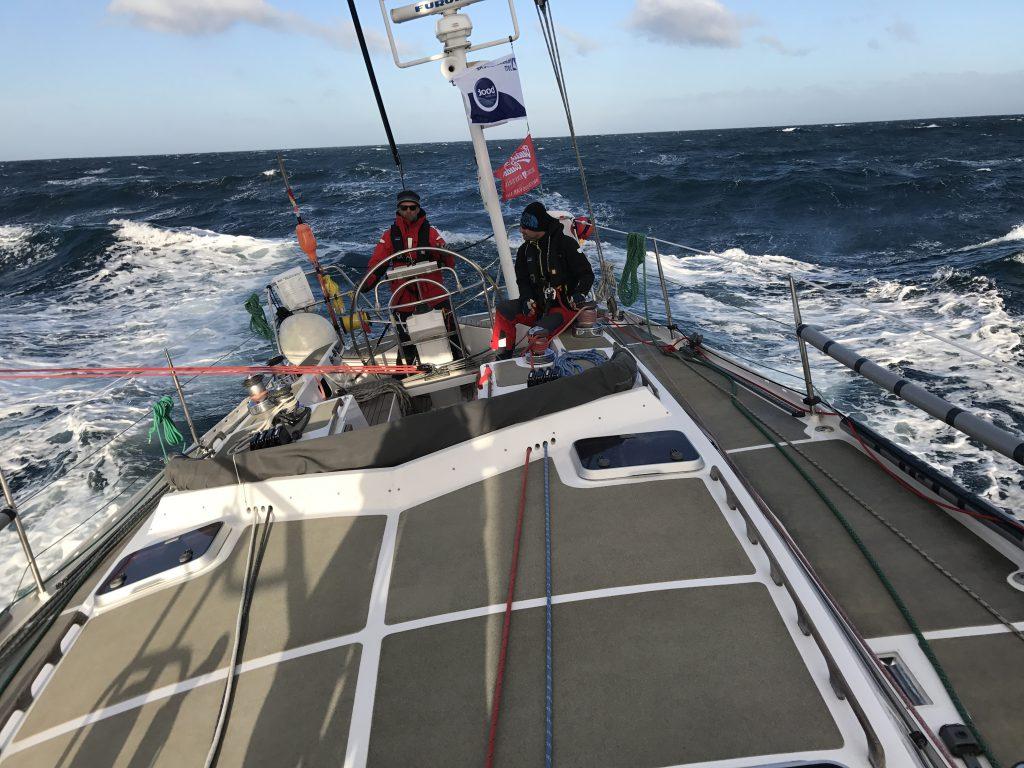 ASVS Seglervereinigung Stuttgart Hochsee Segeln auf der Segelyacht Odysseus