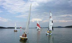 segeln schnuppersegeln brombachsee 2018